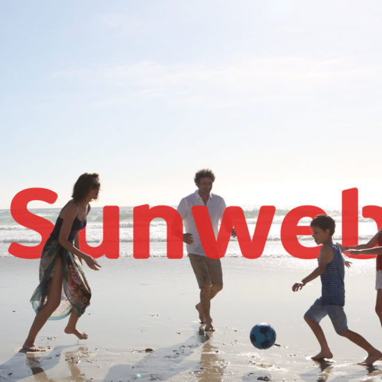 Content voor Sunweb